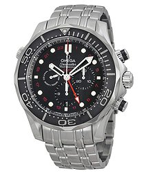 Omega Seamaster Diver Automatic Chronograph Men's Watch 21230445201001