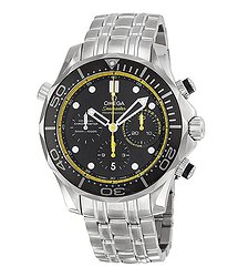 Omega Seamaster Diver Co-axial Automatic Chronograph Men's Watch