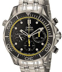 Omega Seamaster Diver Co-axial Automatic Chronograph