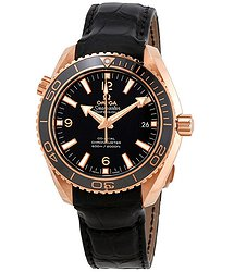 Omega Seamaster Planet Ocean 18kt Rose Gold Automatic Men's Watch