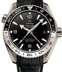 Omega Seamaster Planet Ocean 600M Co‑axial Master Chronometer GMT 43.5 mm