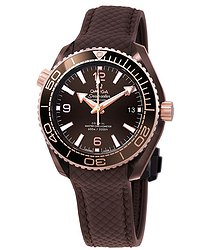 Omega Seamaster Planet Ocean Automatic Brown Dial Men's Watch