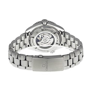 Купить часы Omega Seamaster Planet Ocean Automatic Diamond White Dial Stainless Steel Ladies 37.5mm Watch 23215382004001  в ломбарде швейцарских часов