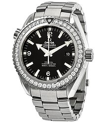 Omega Seamaster Planet Ocean Automatic Men's Diamond Watch