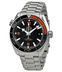 Omega Seamaster Planet Ocean Automatic Pepsi Bezel Men's Watch