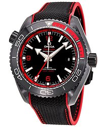 Omega Seamaster Planet Ocean Black Dial Coke Bezel Men's Watch