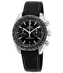 Omega Speedmaster Chronograph Automatic Black Dial Men's Watch