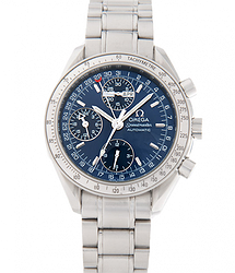 Omega Speedmaster Day Date Chronograph stainless steel 3523.80.00