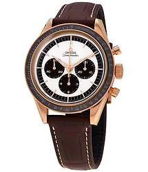 Omega Speedmaster Moonwatch Numbered Edition 18K Sedna Gold Men's Watch