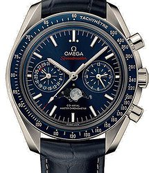 Omega Speedmaster Moonwatch Omega Co-Axial Master Chronometer Moonphase Chronograph