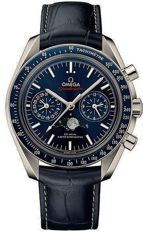 Купить часы Omega Speedmaster Moonwatch Omega Co-Axial Master Chronometer Moonphase Chronograph  в ломбарде швейцарских часов