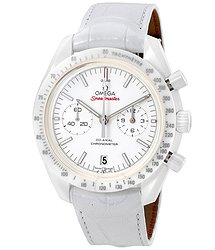Omega Speedmaster Moonwatch White Side of the Moon Men's Watch