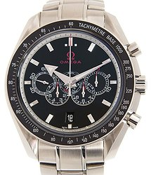 Omega Speedmaster Olympic Edition Automatic Black Dial Men's Watch