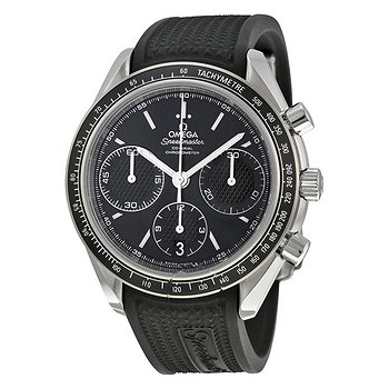 Купить часы Omega Speedmaster Racing Automatic Chronograph Black Dial Stainless Steel Men's Watch  в ломбарде швейцарских часов