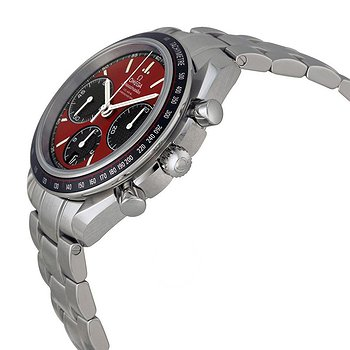 Купить часы Omega Speedmaster Racing Automatic Chronograph Red Dial Stainless Steel Men's Watch  в ломбарде швейцарских часов