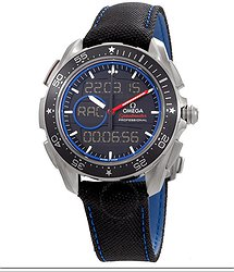Omega Speedmaster X-33 Regatta Mnes Limited Edition Watch