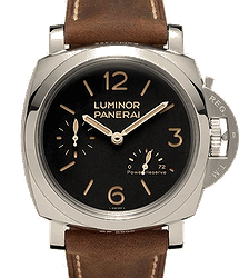 Panerai Luminor 1950 3 Days Power Reserve Acciaio - 47mm