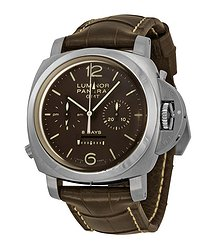 Panerai Luminor 1950 8 Days Chrono Monopulsante GMT Men's Watch