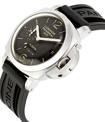 Panerai Luminor 1950 8 Days GMT Hand Wound Men's Watch