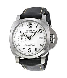 Panerai Luminor 1950 Automatic White Dial Men's Watch