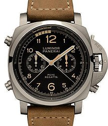 Panerai Luminor 1950 PCYC REGATTA 3 DAYS CHRONO FLYBACK AUTOMATIC TITANIO - 47 ММ