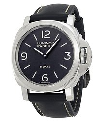Panerai Luminor Base 8 Days Acciaio Mechanical Men's Watch