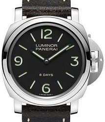Panerai Luminor Base Logo 8 Days Acciaio PAM 00560