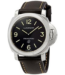 Panerai Luminor Black Dial Men's Watch