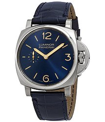 Panerai Luminor Blue Dial Men's Watch