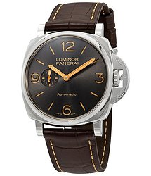 Panerai Luminor Due Anthracite Dial Automatic Men's Watch