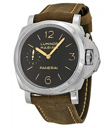 Panerai Luminor Marina 1950 3 Day Black Dial Men's Watch