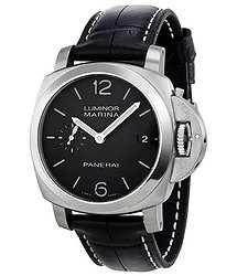 Panerai Luminor Marina 1950 Automatic Black Dial Stainless Steel Men's Watch