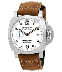 Panerai Luminor Marina 1950 Automatic White Dial Men's Watch