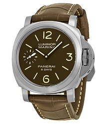 Panerai Luminor Marina 8 Days Titanio Mechanical Men's Watch