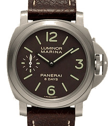 Panerai Luminor Marina 8 Days Titanio