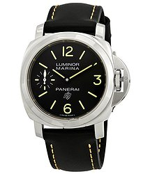 Panerai Luminor Marina Black Dial Men's Watch