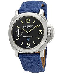 Panerai Luminor Marina Black Dial Watch