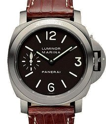 Panerai Luminor Marina in Titanium