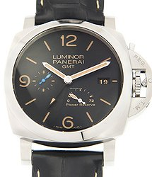 Panerai Luminor Stainless Steel Black Automatic PAM01321
