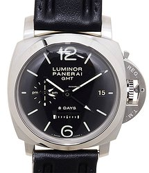 Panerai Luminor Stainless Steel Black Manual Wind PAM00233