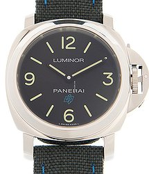 Panerai Luminor Stainless Steel Black Manual Wind PAM00774