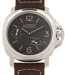 Panerai Luminor Stainless Steel Black Manual Wind PAM00795