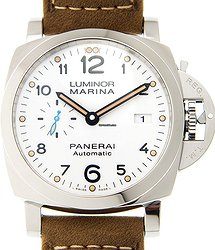 Panerai Luminor Stainless Steel White Automatic PAM01499
