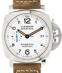 Panerai Luminor Stainless Steel White Automatic PAM01523