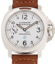 Panerai Luminor Stainless Steel White Manual Wind PAM00778