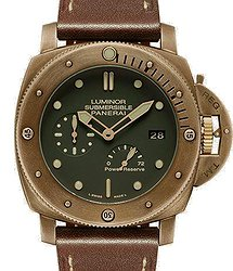 Panerai Luminor Submersible 1950 3 Days Power Reserve Automatic Bronze - 47mm