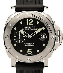 Panerai Luminor Submersible Automatic Acciaio - 44mm