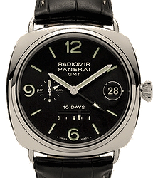 Panerai Radiomir 10 Days GMT White Gold - 45mm