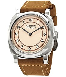Panerai Radiomir 1940 Art Deco Hand Wind Men's Watch