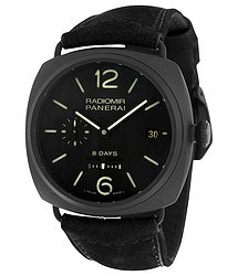 Panerai Radiomir 8 Days Black Ceramica Men's Watch